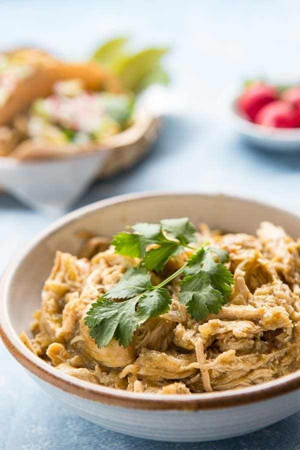 instant pot chicken chili - 11 Healthy Instant Pot Recipes