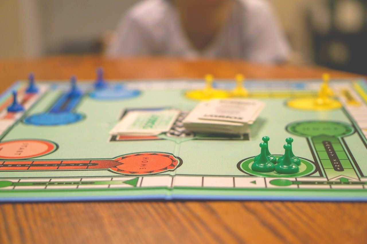 game night for Fun Family Activities