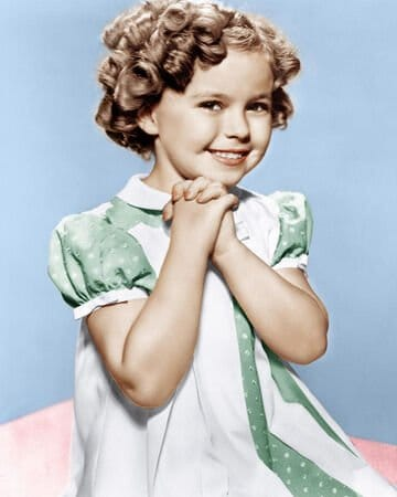 Shirley temple - 12 Disney Classic Movies for Movie Date at Home