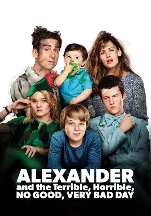 alexander and the terrible horrible - 12 Disney Classic Movies for Movie Date at Home