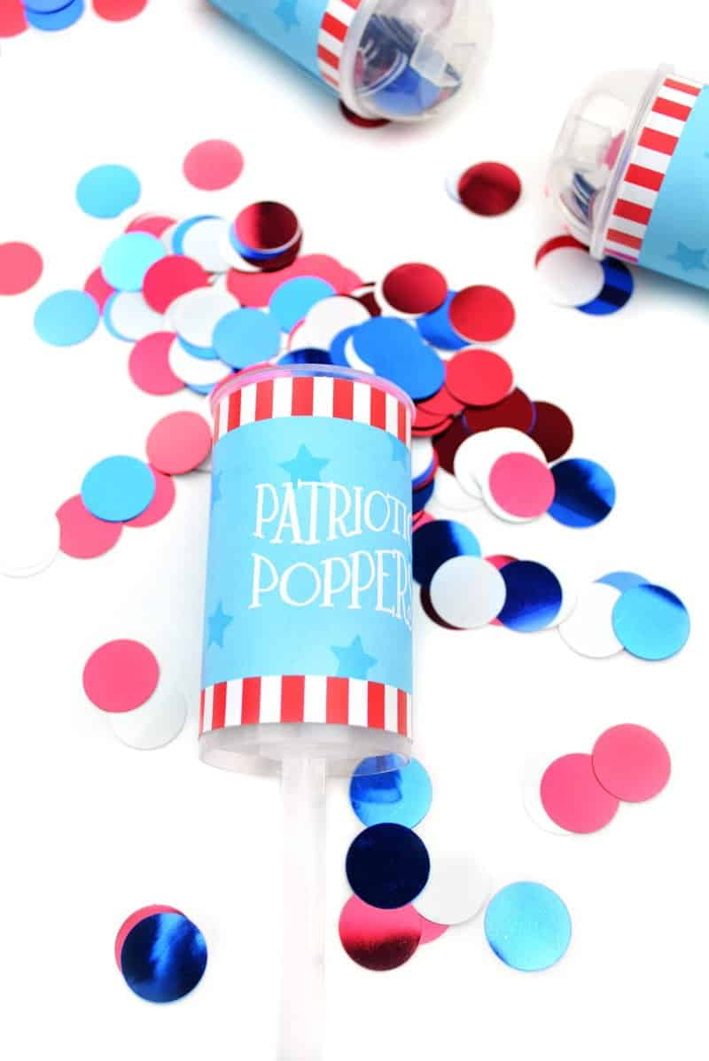 Free 4th of July Printables and Activities