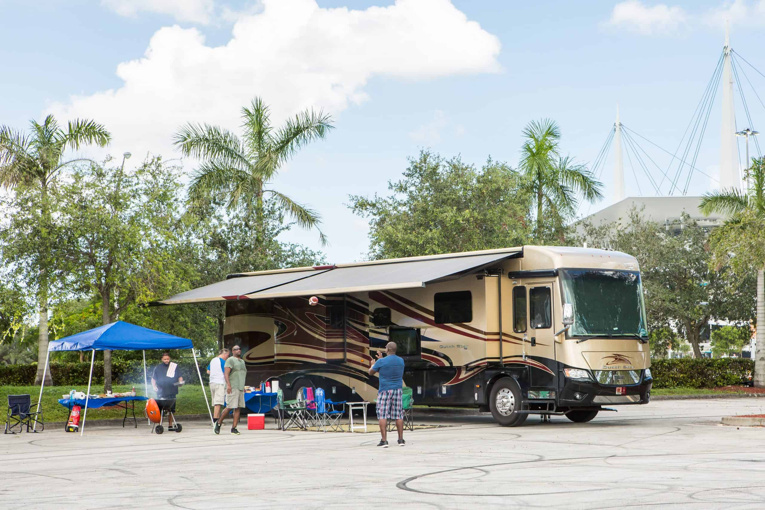 Long motorhome Rent an RV for the weekend