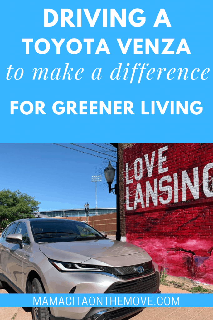 Greener Living with Toyota.