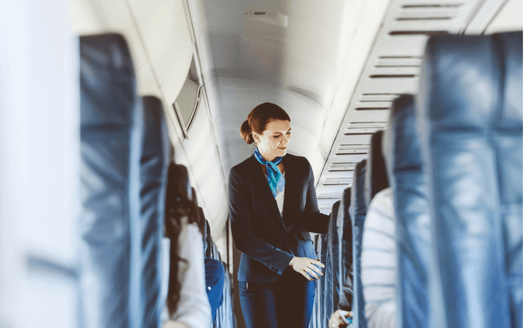 7 Fun Things to do on a Long Flight – And Actually Enjoy It!