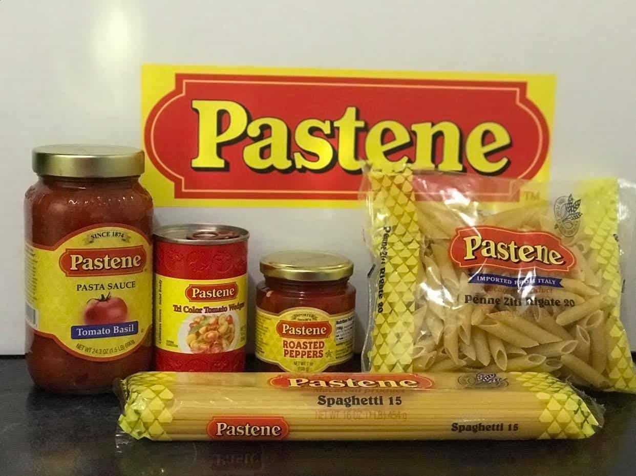 The Perfect Meal for Hispanic Heritage Month with Pastene Products