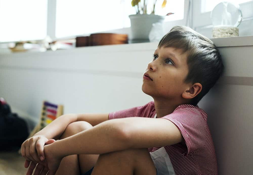 a child with Adverse Childhood Experiences