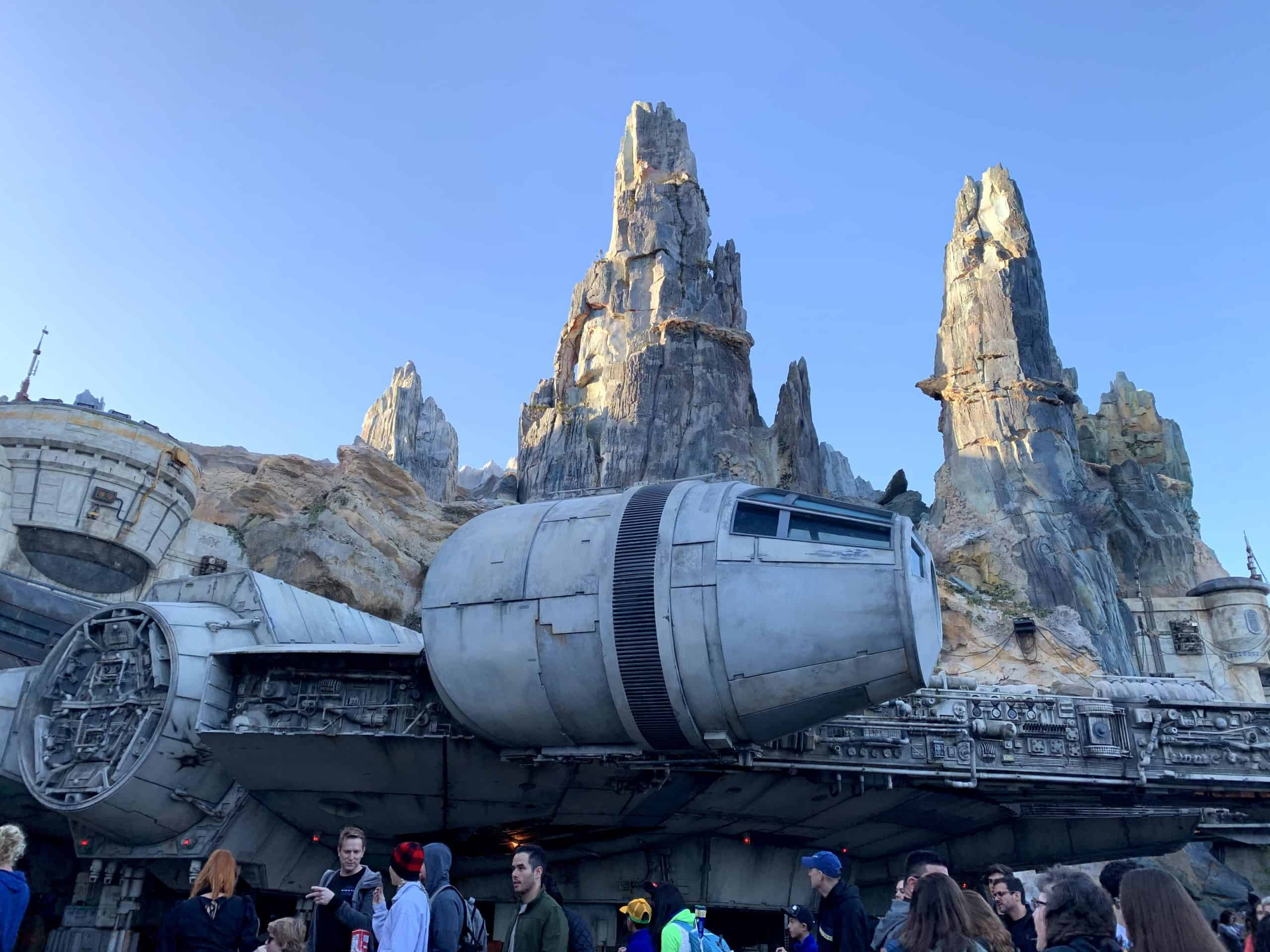 Galaxy Edge Disney World 2021