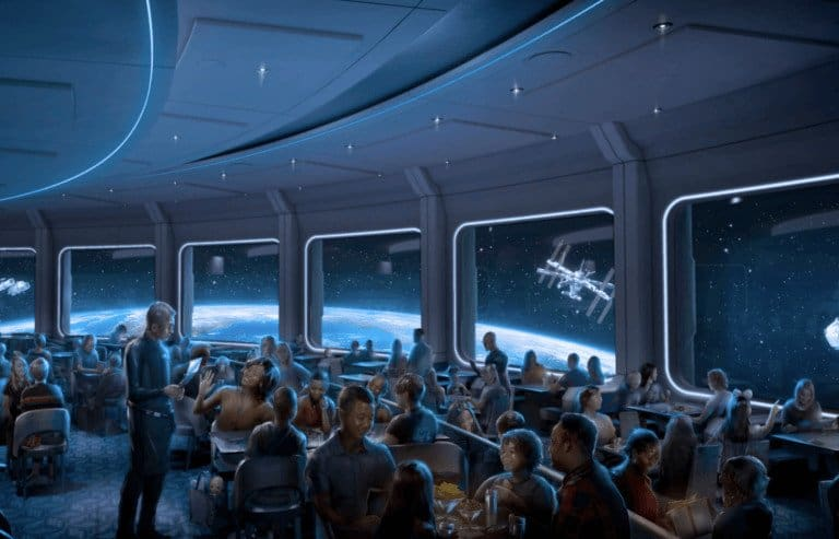 Space220 Disney World 2021