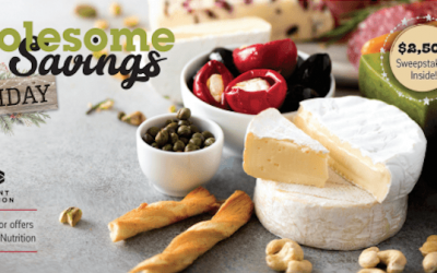 Savings and Coupons for Whole Foods + $2500 Giveaway!